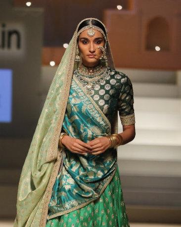 Amazon India Fashion Week,SS 16-Day 5: Gracias & Adiós