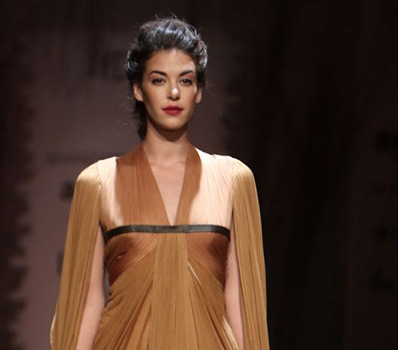 Amazon India Fashion Week AW,16 Begins With Social Responsibilty:Think Nature, Respect Nature!