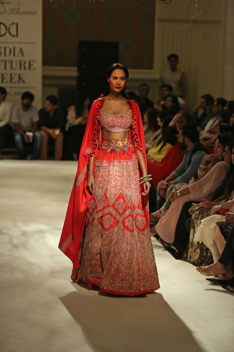 Collection by Designer Anamika Khanna @ FDCI India Couture Week 2016 (9)