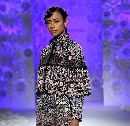 RAHUL MISHRA'S MONSOON DIARIES AT INDIA COUTURE WEEK