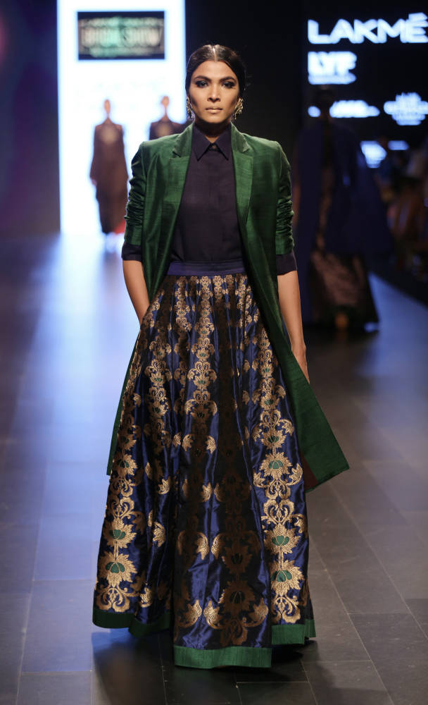 Payal Khandwala at LFW WF 16 (1)