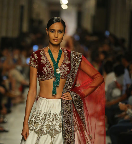 India Couture Week-2017 Begins With Artistic Flair